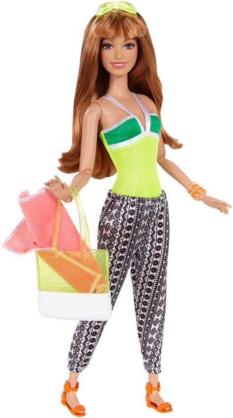Barbie Style Doll Resort Summer Doll