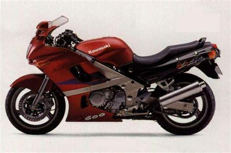 Kawasaki Zzr600 Specs by Kawasaki Zzr600