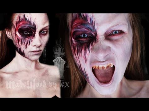 zombie makeup tutorial videos zombie makeup tutorial madeyewlook latex free mess free