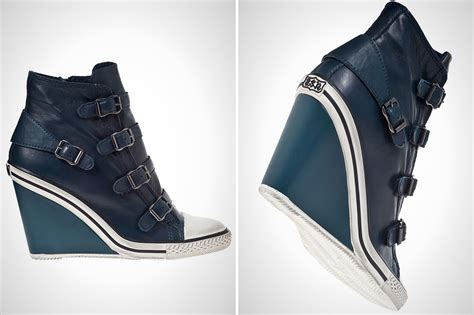 lovely or lame 17 wedge sneakers brit co