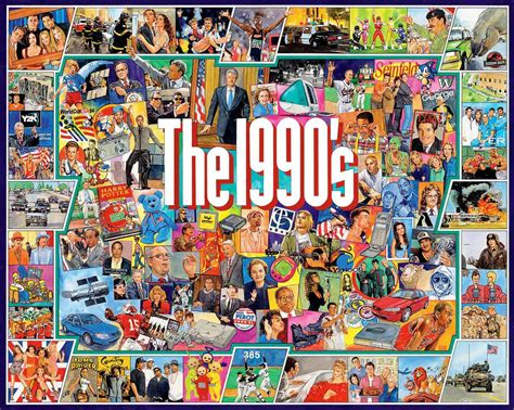 more on america s puzzle workers without jobs bosses jigsaw puzzle americana 1990s the nineties 1000 piece new