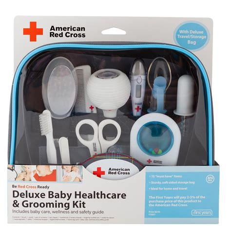 grooming kit the years american cross baby healthcare and grooming kit