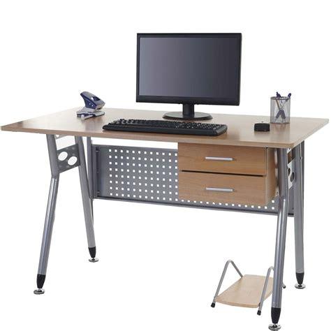 scrivania con cassetti scrivania per computer caribe struttura in metallo