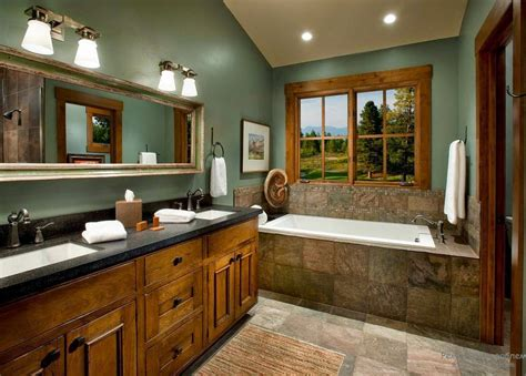 Bathroom Makeovers Country Style Country Bathroom Design Kyprisnews