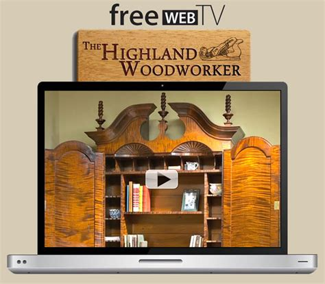 highland woodworker highland woodworking show us your shop woodguides