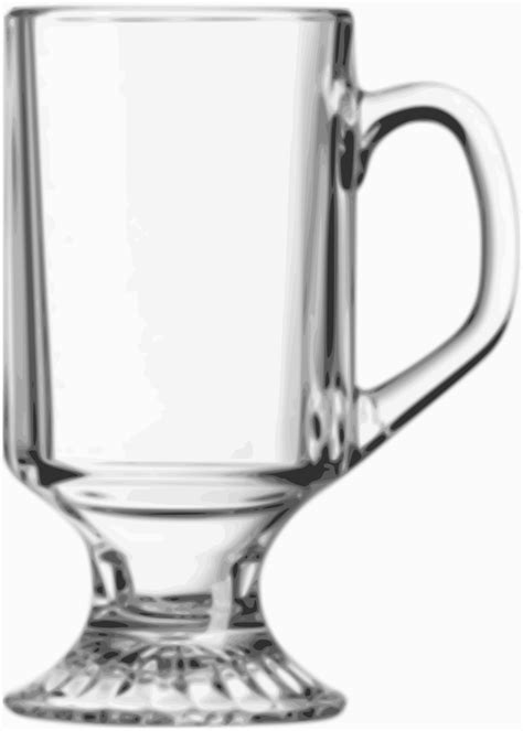 glass svg file irish coffee glass footed svg wikibooks open