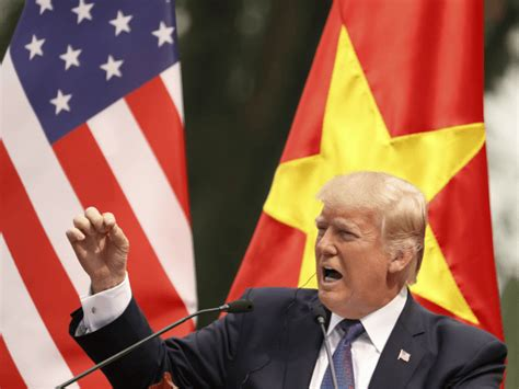 donald trump vietnam donald trump offers to mediate south china sea conflict