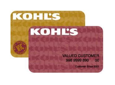 Can You Buy Gift Cards With Kohls Charge Card - benefits of holding a kohl s charge card kohls coupons 30 off