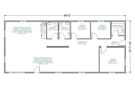 office floor plan open office floor plan layout