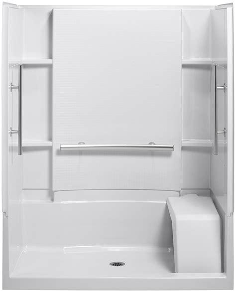 Sterling Tub Shower Units by Showers Amusing Sterling Shower Stalls Sterling 4 Tub Shower Kohler Shower Enclosure