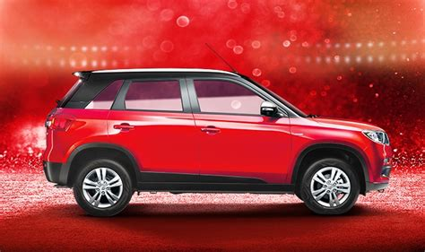 indian car maruti suzuki vitara brezza is the indian car of the year