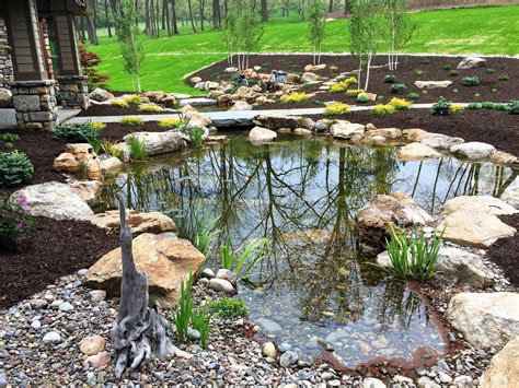 aquascape pond ndh aquascapes pond installation maintenance repair in