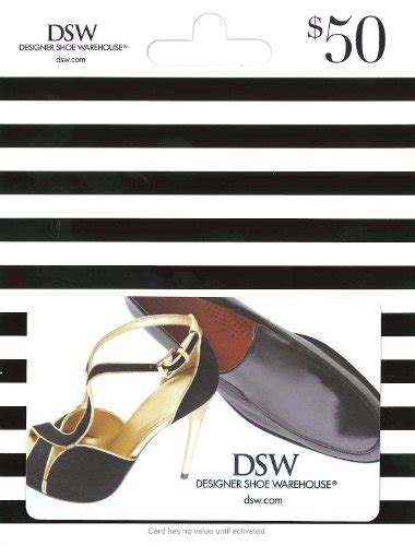 Dsw Gift Card Where To Buy - dsw gift card 50 shopswell