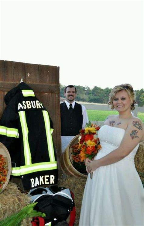 104 best images about Firefighter Wedding on Pinterest