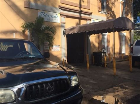 Bayside Parking Garage by Another Free Parking Option Going Away In Bay News