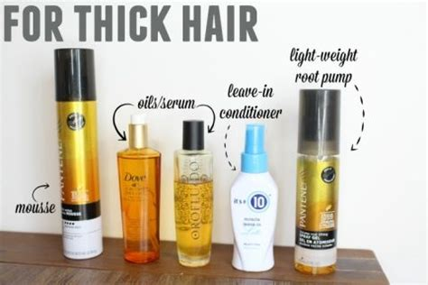 best conditioner for 50 hair the best hair products for different hair types thicker