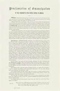 Emancipation Proclamation Essay by Emancipation Proclamation Essay Outline