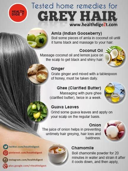 home remedies for sodt beard home remedies for graying hair must read these useful