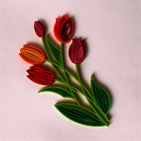 Free Kitchen Design Program Free 3d Object Quilling Quot Tulips Quot Cults