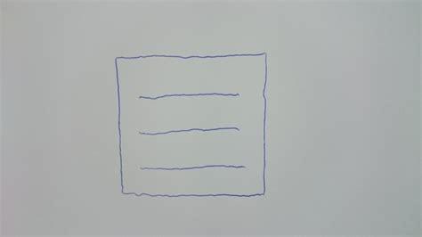 un cuadrado 191 eres capaz de dibujar un cuadrado con tres l 237 neas la