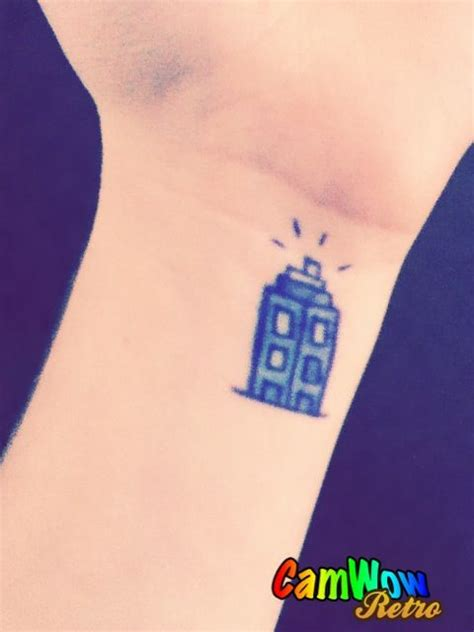 small tardis tattoo 17 best images about i of tattoos on