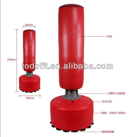 todo free standing punching bag boxing punching bag