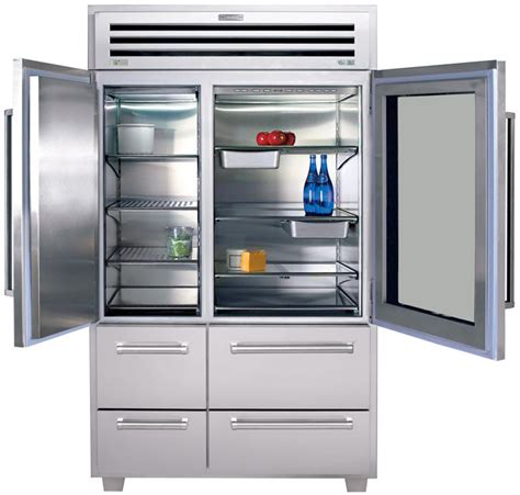 Sub Zero Drawer Refrigerator by Sub Zero 648prog 48 Inch Built In Side By Side