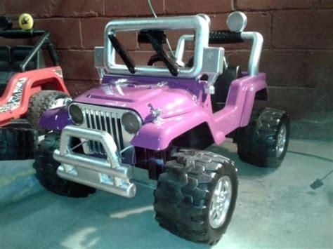pink jeep power wheels the 25 best power wheels jeep ideas on pinterest power