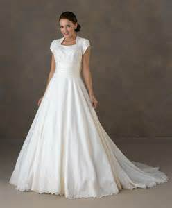 Modest wedding dresses how to find suitable dress