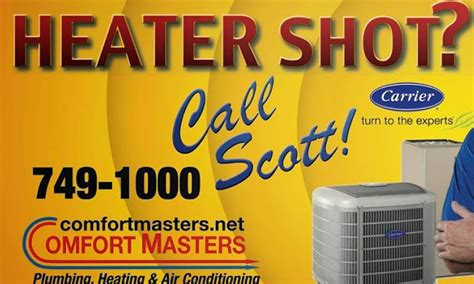 comfort masters service experts about us comfort masters