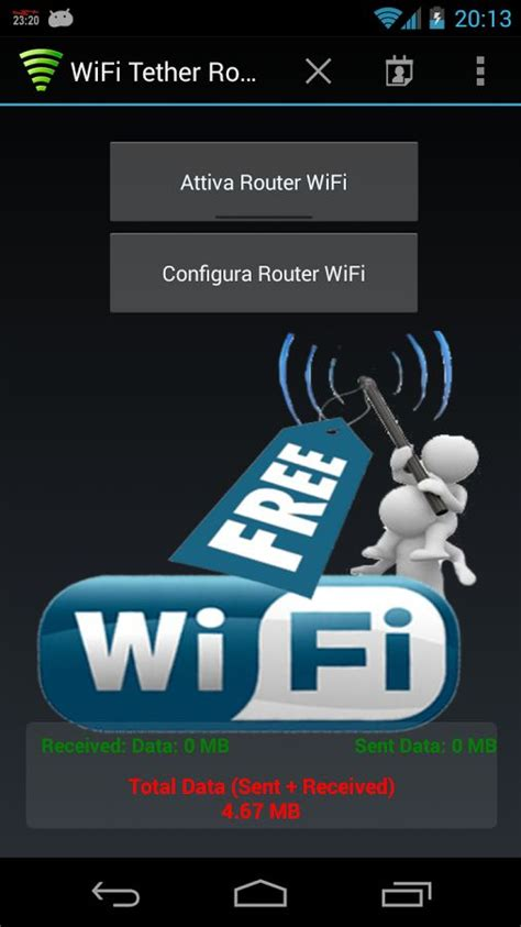 hotspot app for android free wifi hotspot app for android without rooting