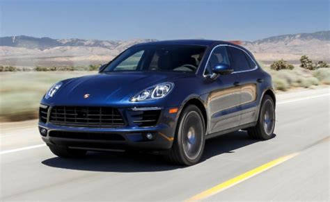 Car And Driver Porsche Macan by 2018 Porsche Macan S Review Car And Driver Review