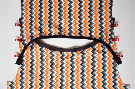 envelope neck pattern sewing tutorial for an envelope neckline pattydoo