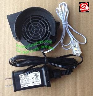 gemmy replacement led lights gemmy replacement 5a fan with 12v 67a adapter