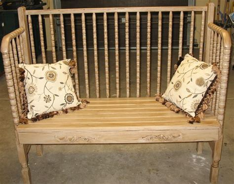 jenny lind bench 1000 ideas about crib bench on pinterest old cribs