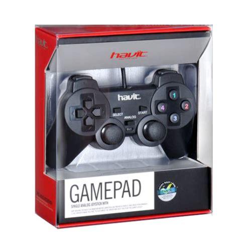 Havit Gamepad Joystick Single Getar Hv G69 Black hv g69 pc controller accessories nino store