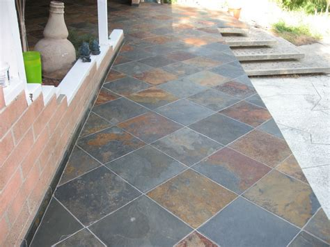 patio slate expert tile installation san diego tile installation