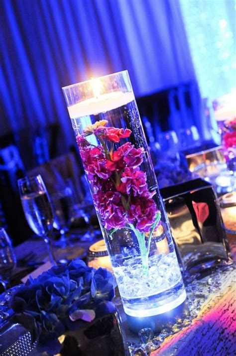 lighted wedding centerpieces 1000 ideas about lighted wedding centerpieces on