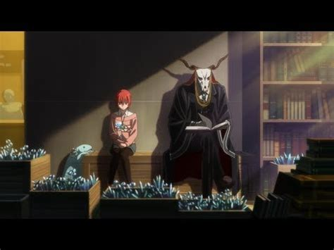 Mahoutsukai To Kuroneko No Wiz 3rd Anniversary Event The Ancient Magus Bride Oad 3rd Part Trailer