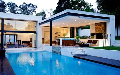 cool houses with pools house wallpapers best wallpapers