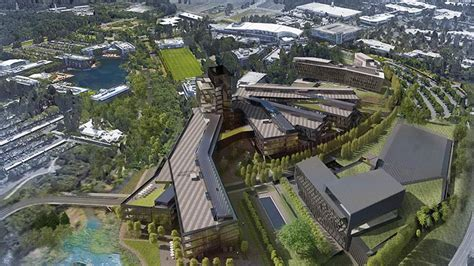 Nike Reveals Design For World Headquarters Expansion