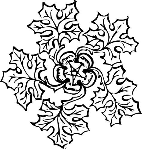 Junjung Drajat Hitam Simetris leaf decoration 2 clipart i2clipart royalty free