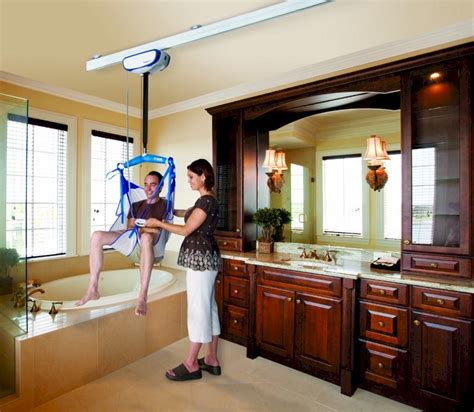 ceiling lifts for disabled las vegas home ceiling lifts accessibility services inc