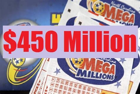 Us Sweepstakes Mega Million - 1 winner from florida gets 450 million us mega millions lottery jackpotadobo today