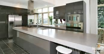 Contemporary Island Kitchen Contemporary Island Kitchen 4