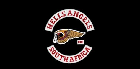 welcome to hells angels south africa
