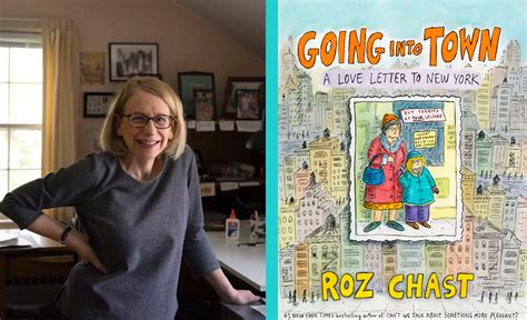 going into town a letter to new york past event going into town with roz chast museum of the