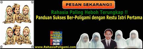 Ikhlas Sulitkah poligami rahasia sukses poligami dengan mendapat restu istri pertama