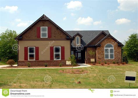 Vendere Da Casa by Nuova Casa Da Vendere Immagine Stock Immagine Di
