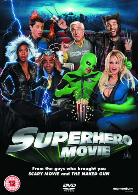 film larva super hero superhero movie dvd zavvi com